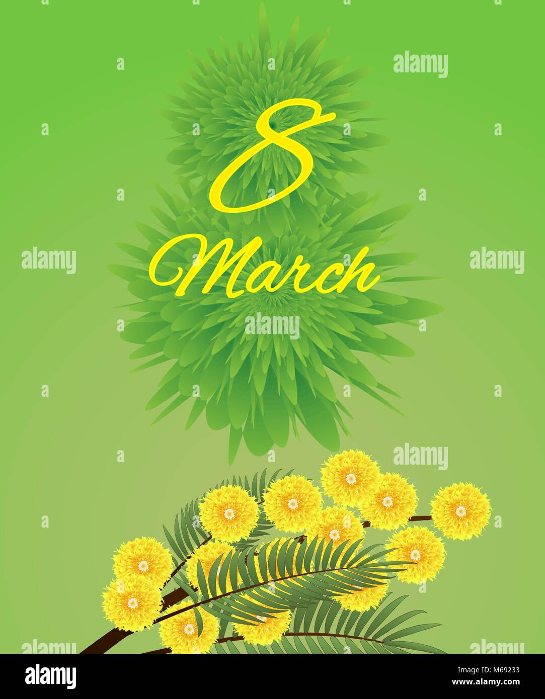 International womens day greeting card bright spring banner stock international womens day greeting card bright spring banner creative vector illustration m4hsunfo