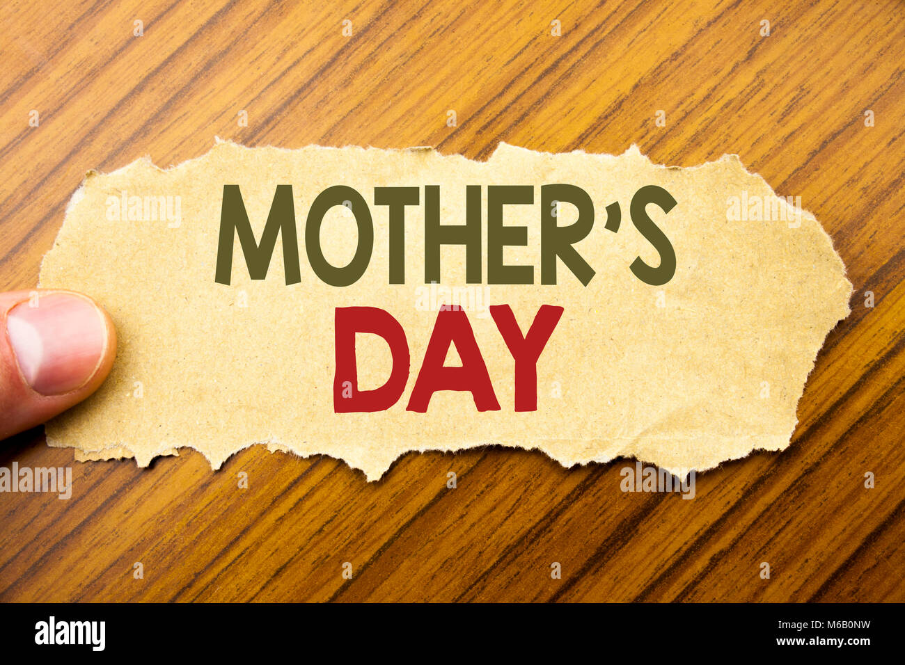 Writing Text Showing Mother Day Business Concept For Mom Greetings