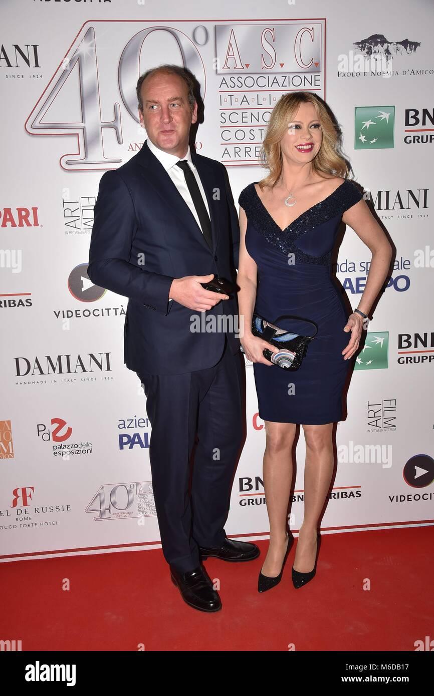 Anna mar stock photos anna mar stock images alamy for Palazzo delle esposizioni rome italy