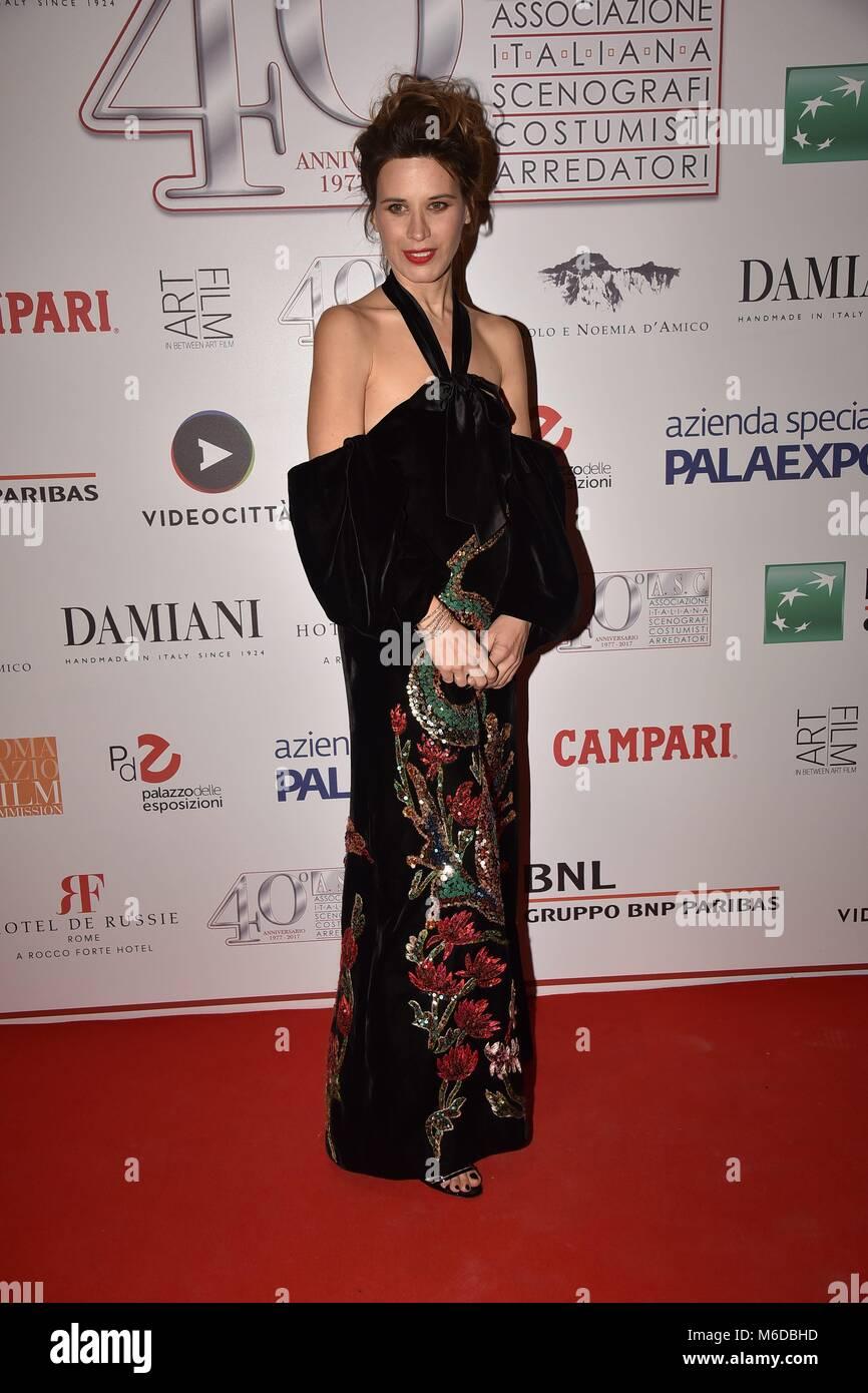 Valentina cervi stock photos valentina cervi stock for Palazzo delle esposizioni rome italy