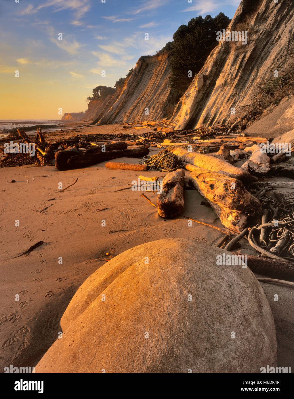Bowling Ball Beach Schooner Gulch State Park Mendocino County