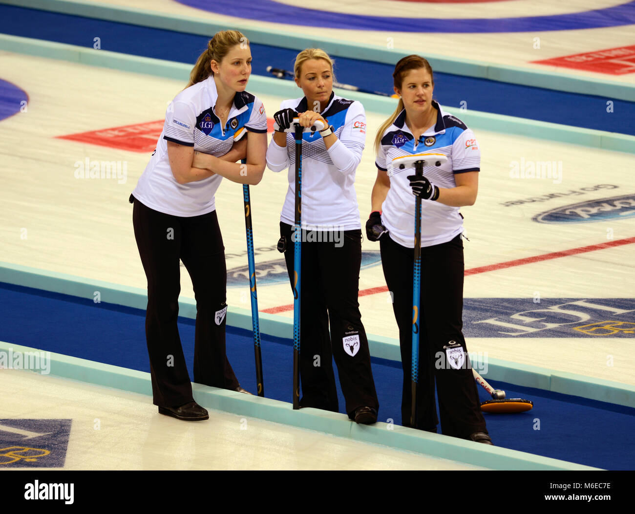 Curling Scotland Stock Photos & Curling Scotland Stock ...