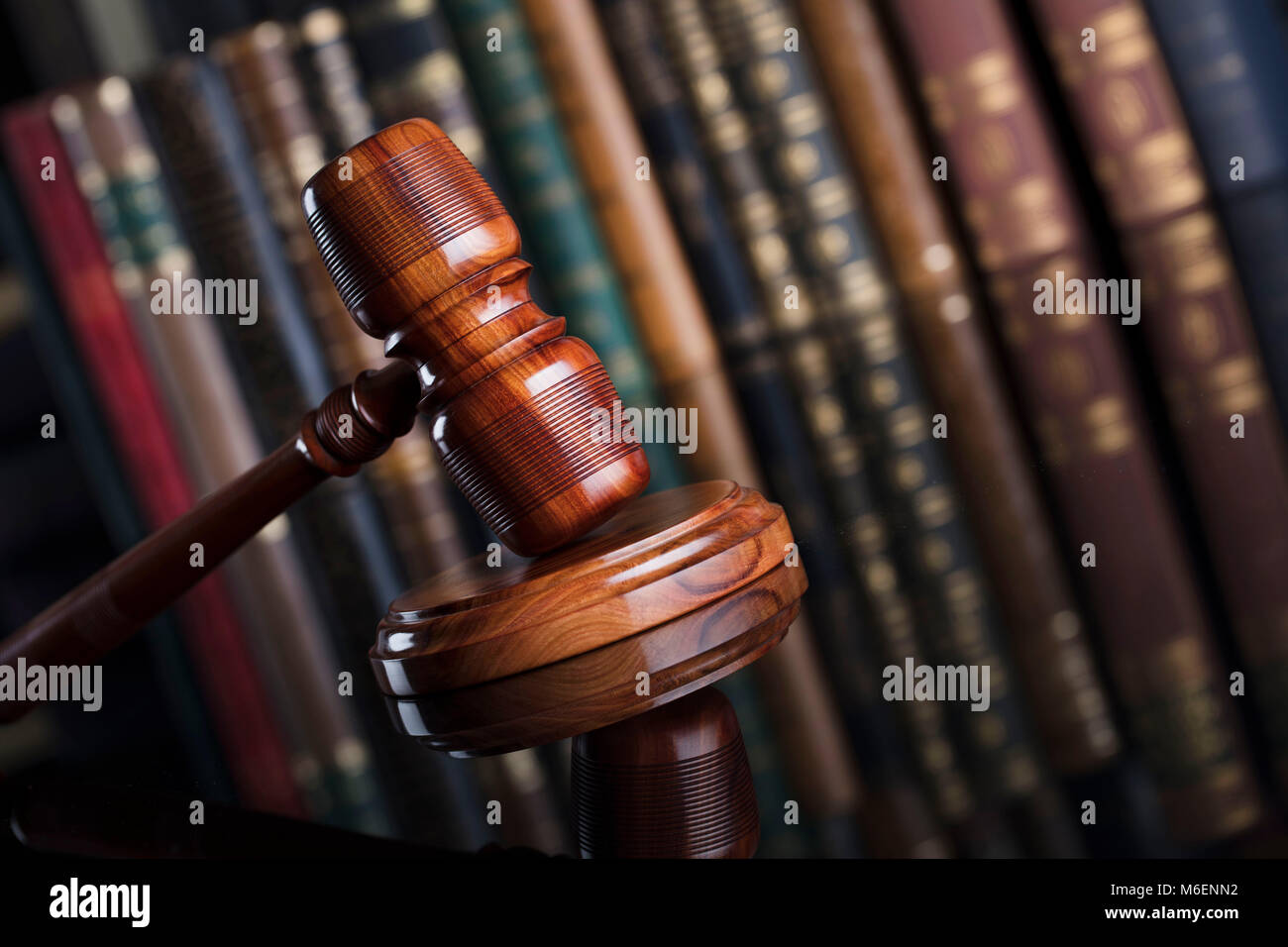 Guilt stock photos guilt stock images alamy law symbols on book background statue of justice gavel and books stock buycottarizona Gallery