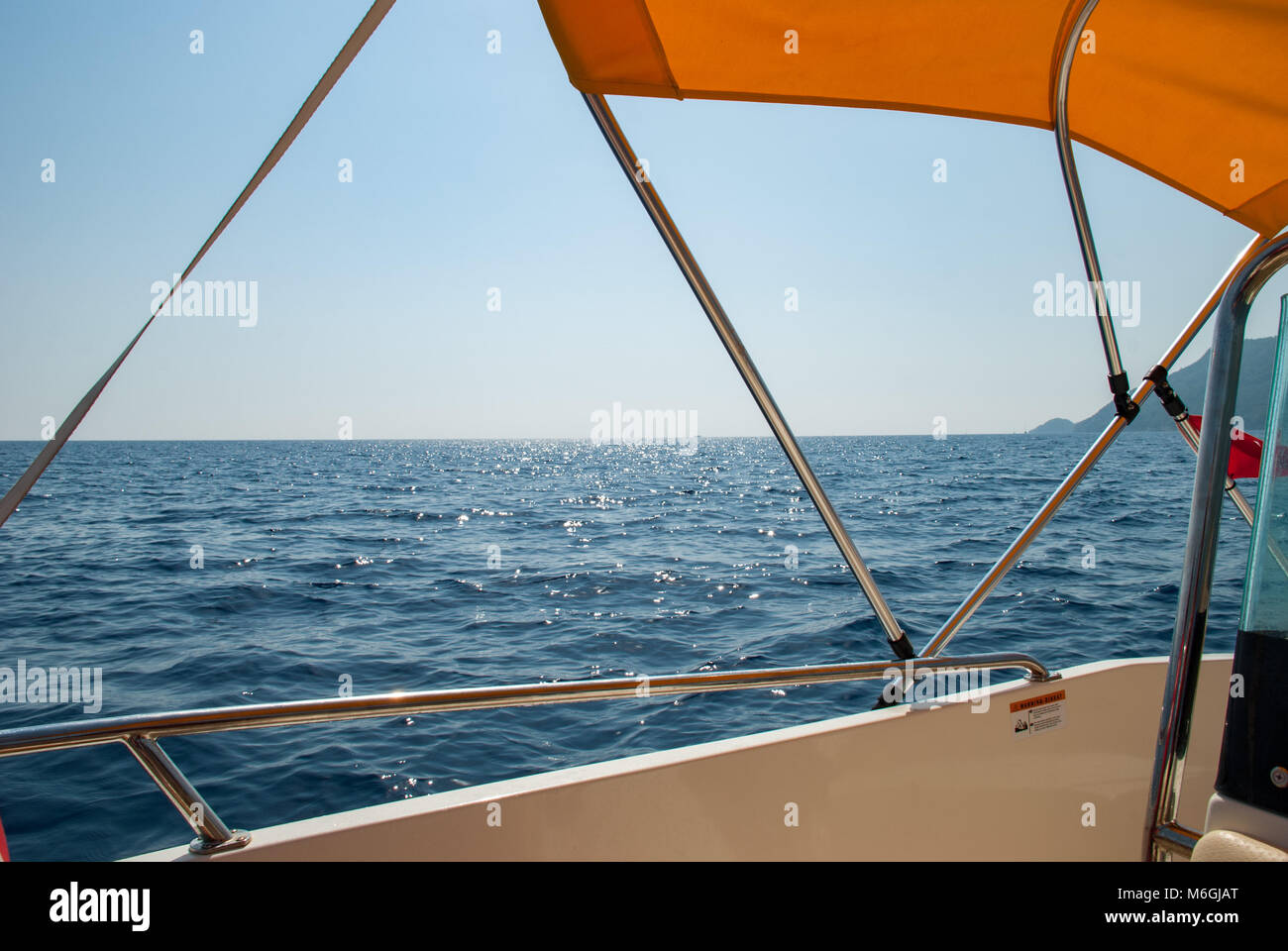 the open boat point of view