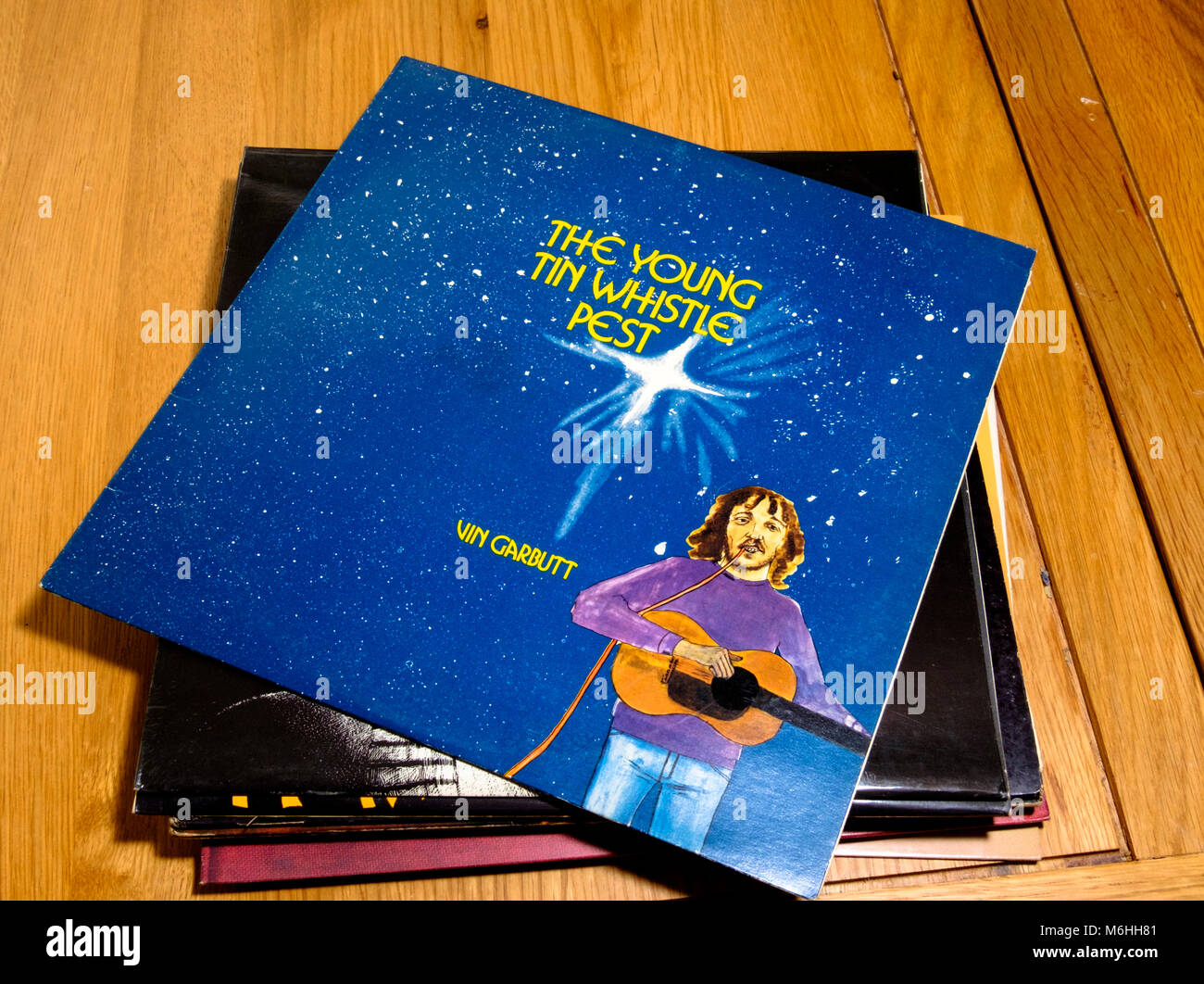 Old Album Covers, vinyl records of the 70\'s Vin Garbutt, theyoung ...
