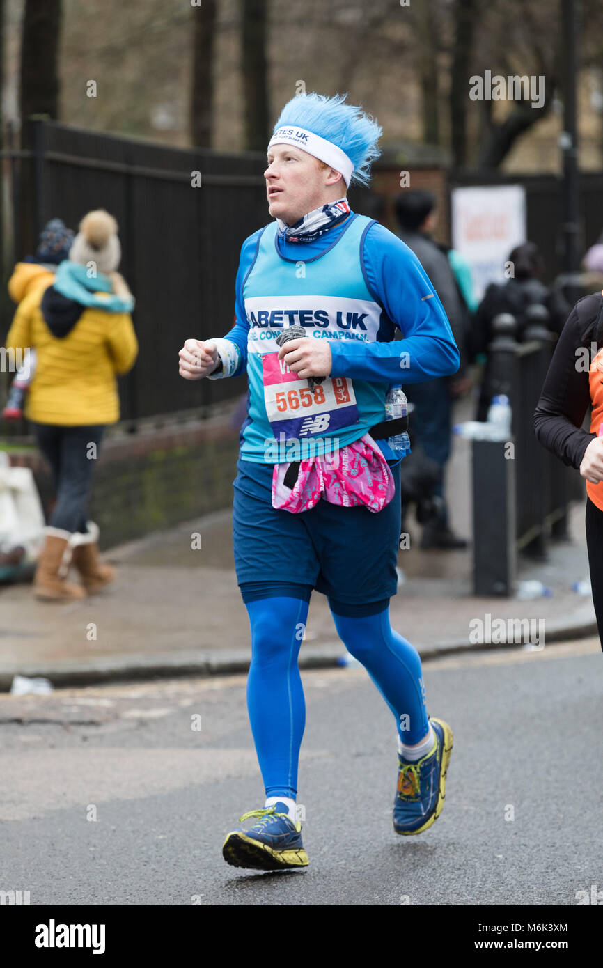 what to wear for half marathon in march