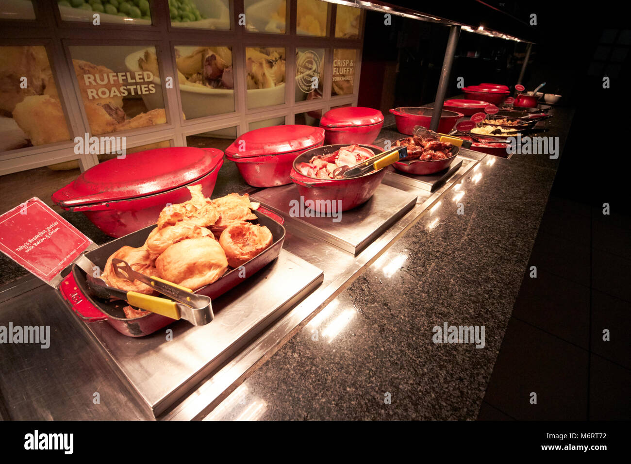 Carvery Buffet Stock Photos & Carvery Buffet Stock Images ...