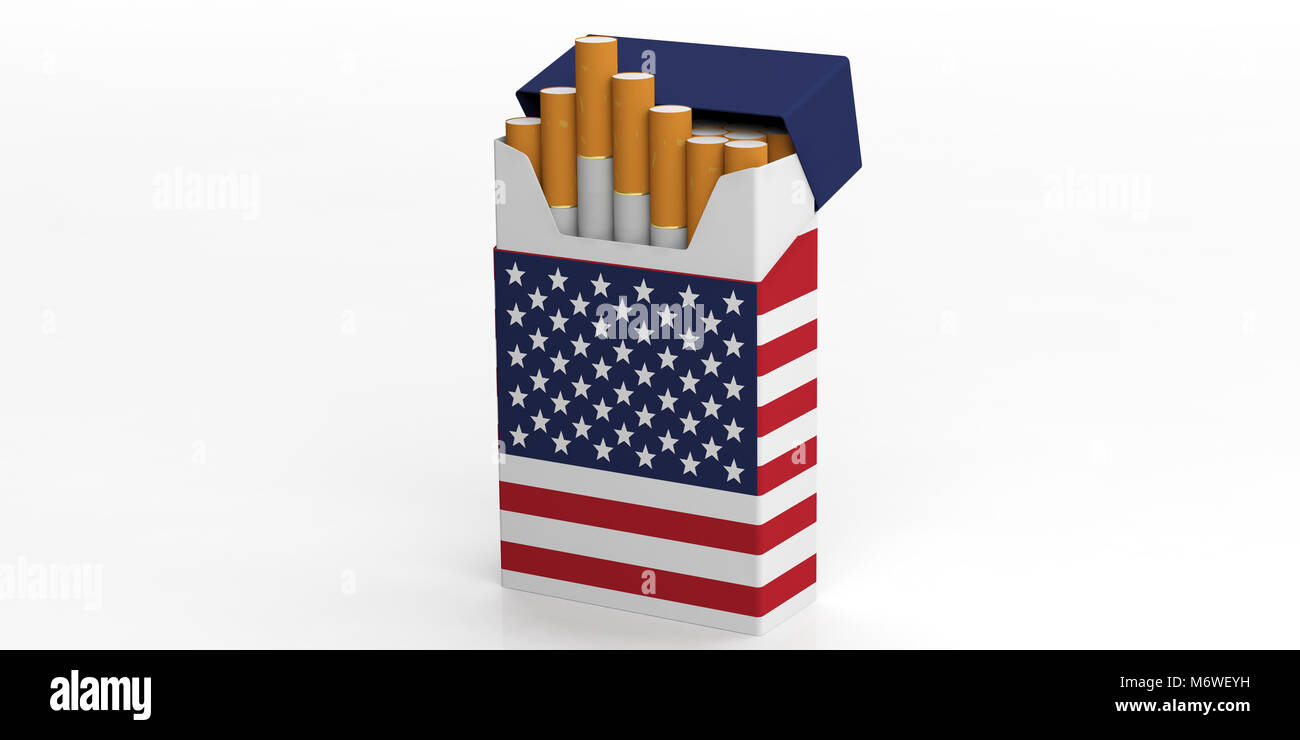 the effects of smoking in united states of america Three articles are published in the journal of the american medical the effect of cigarette smoking on in the united states (smoking was.