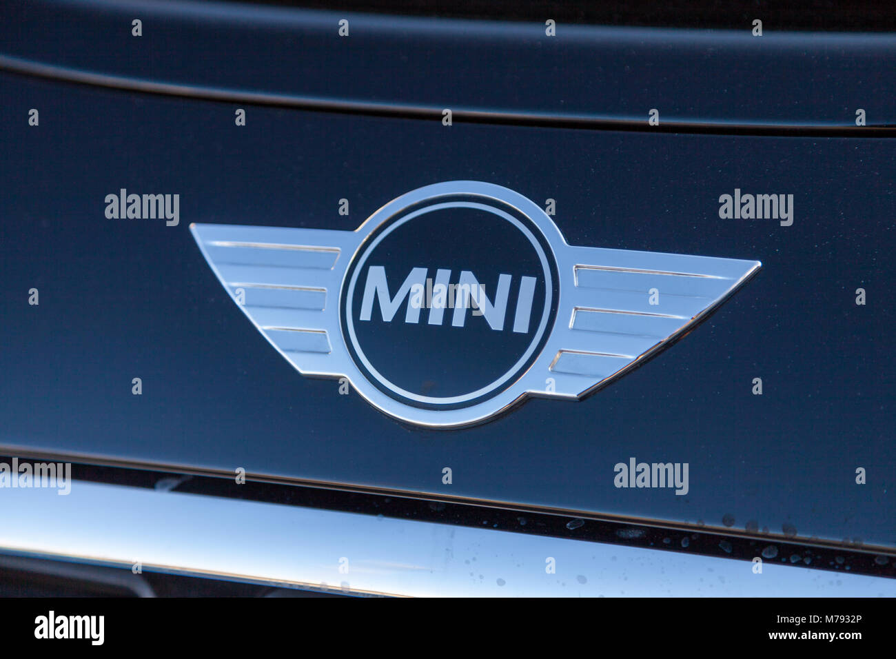 The Cooper Car Company Stock Photos Amp The Cooper Car Company Stock Images Alamy