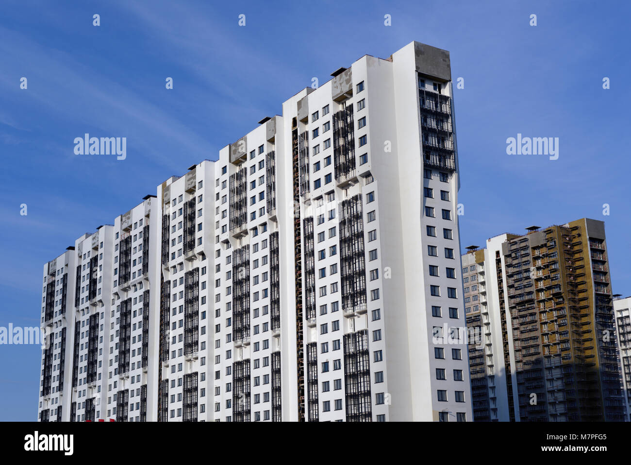 st petersburg russia apartment block stock photos st petersburg russia apartment block stock. Black Bedroom Furniture Sets. Home Design Ideas