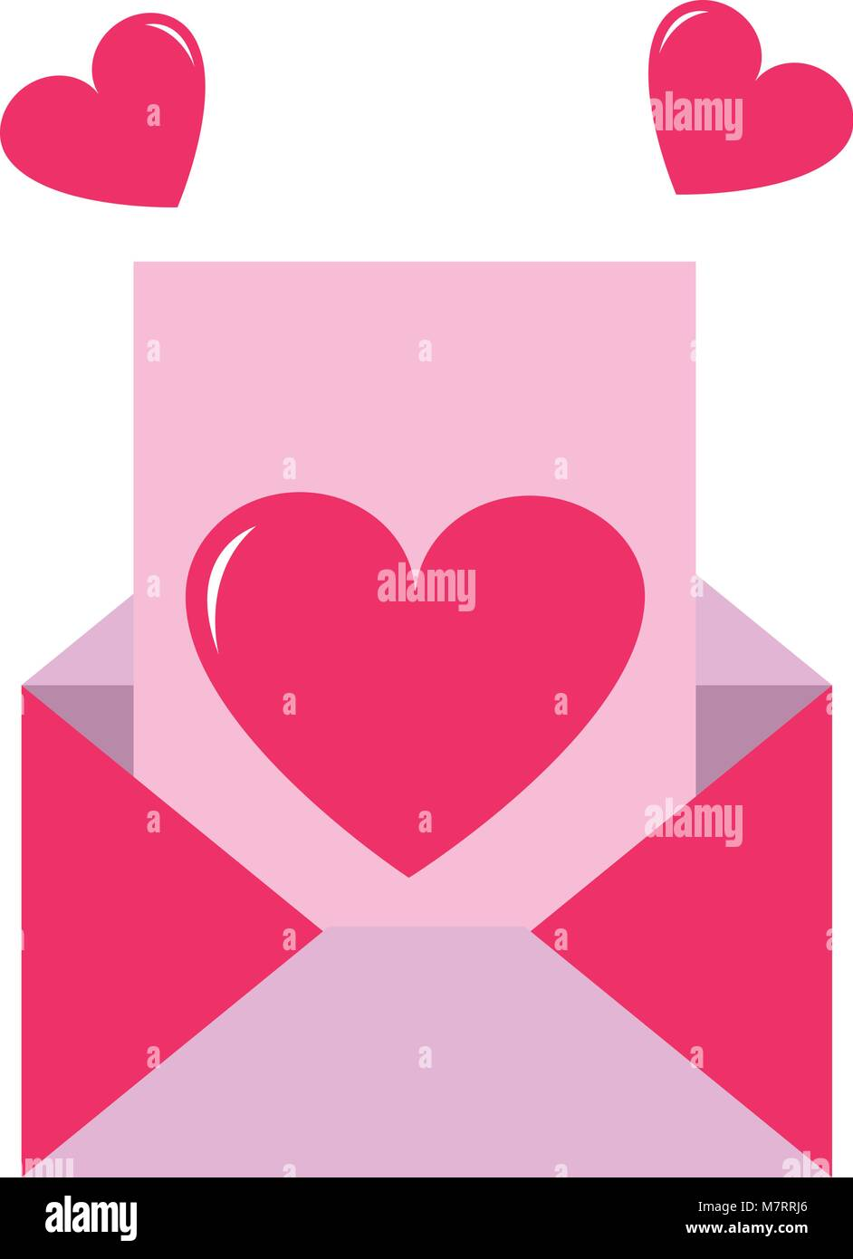 colorful card letter message to womens day Stock Vector Art ...