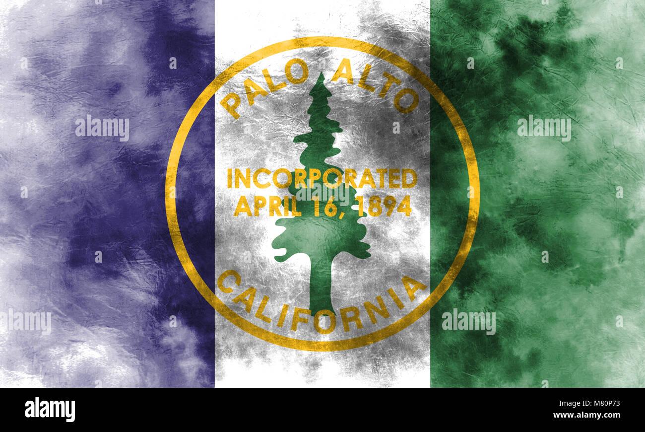 Palo alto stock photos palo alto stock images alamy palo alto city grunge flag california state united states of america stock image biocorpaavc