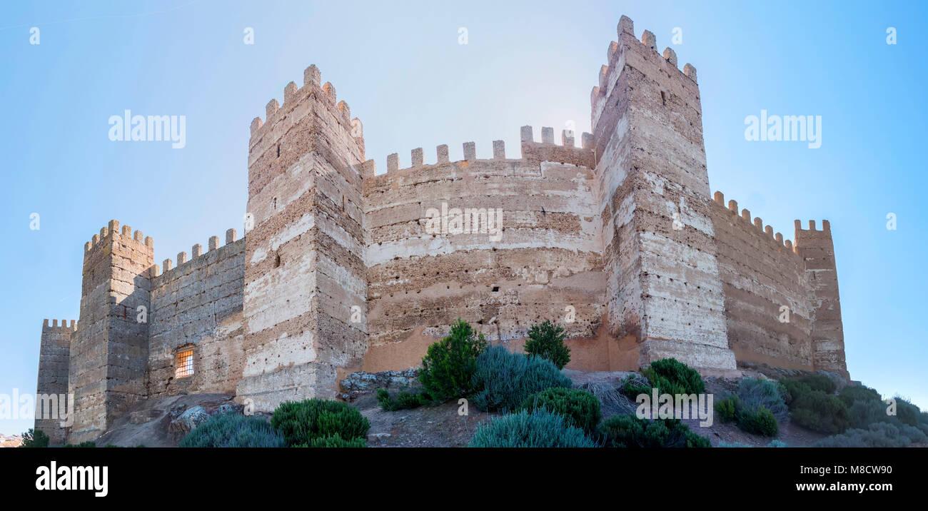 Burgalimar Castle Bury Al Hamma Banos De La Encina Village Jaen