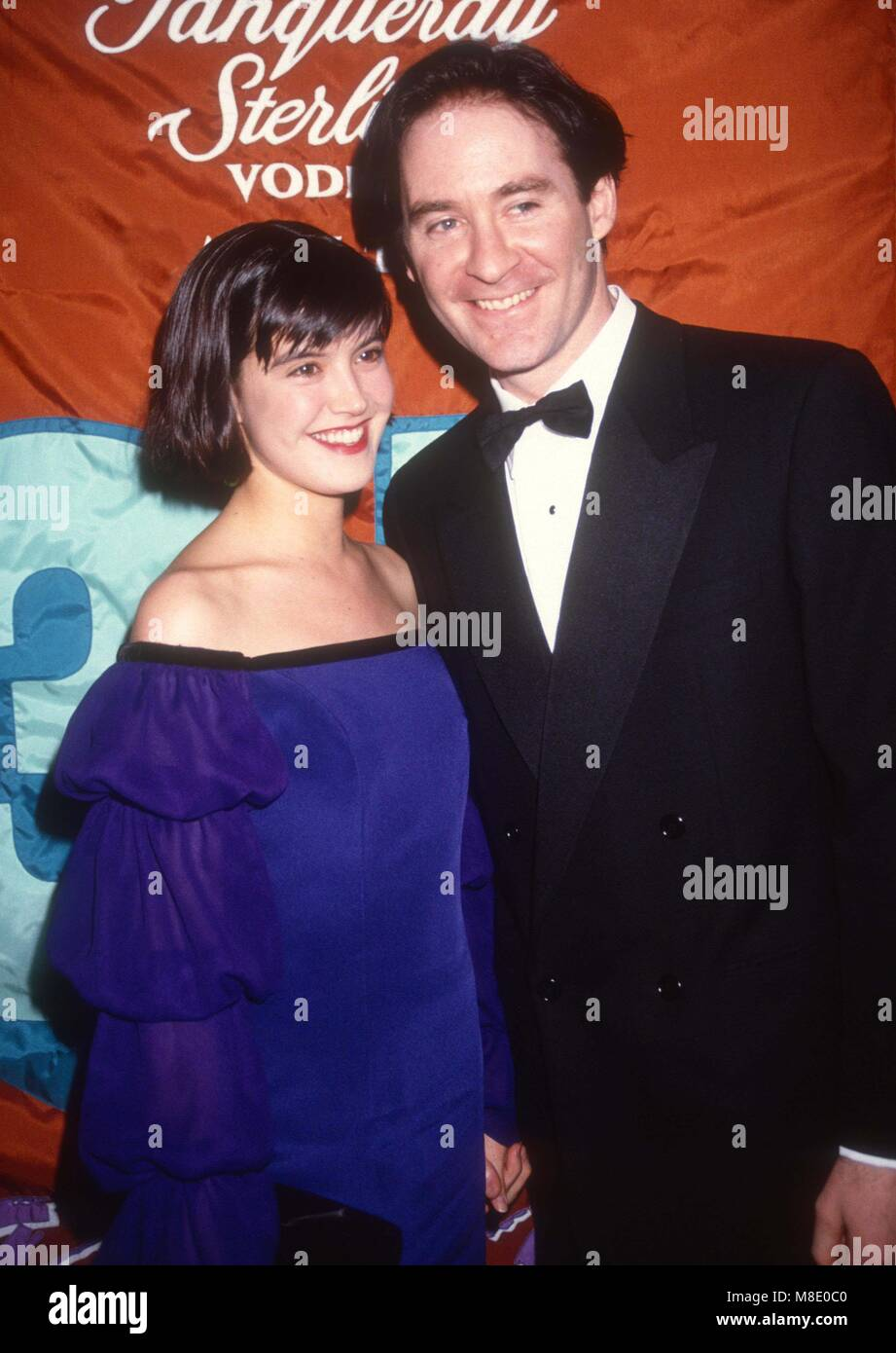 Phoebe Cates And Kevin Kline Stock Photos Amp Phoebe Cates