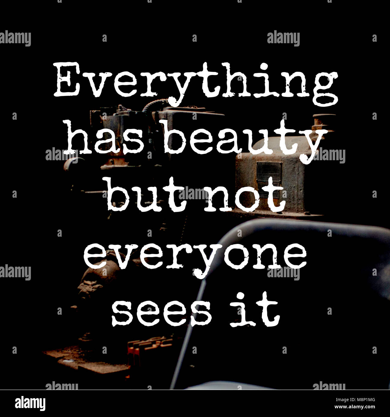 Everything Has Beauty But Not Everyone Sees It Social Media Quotes