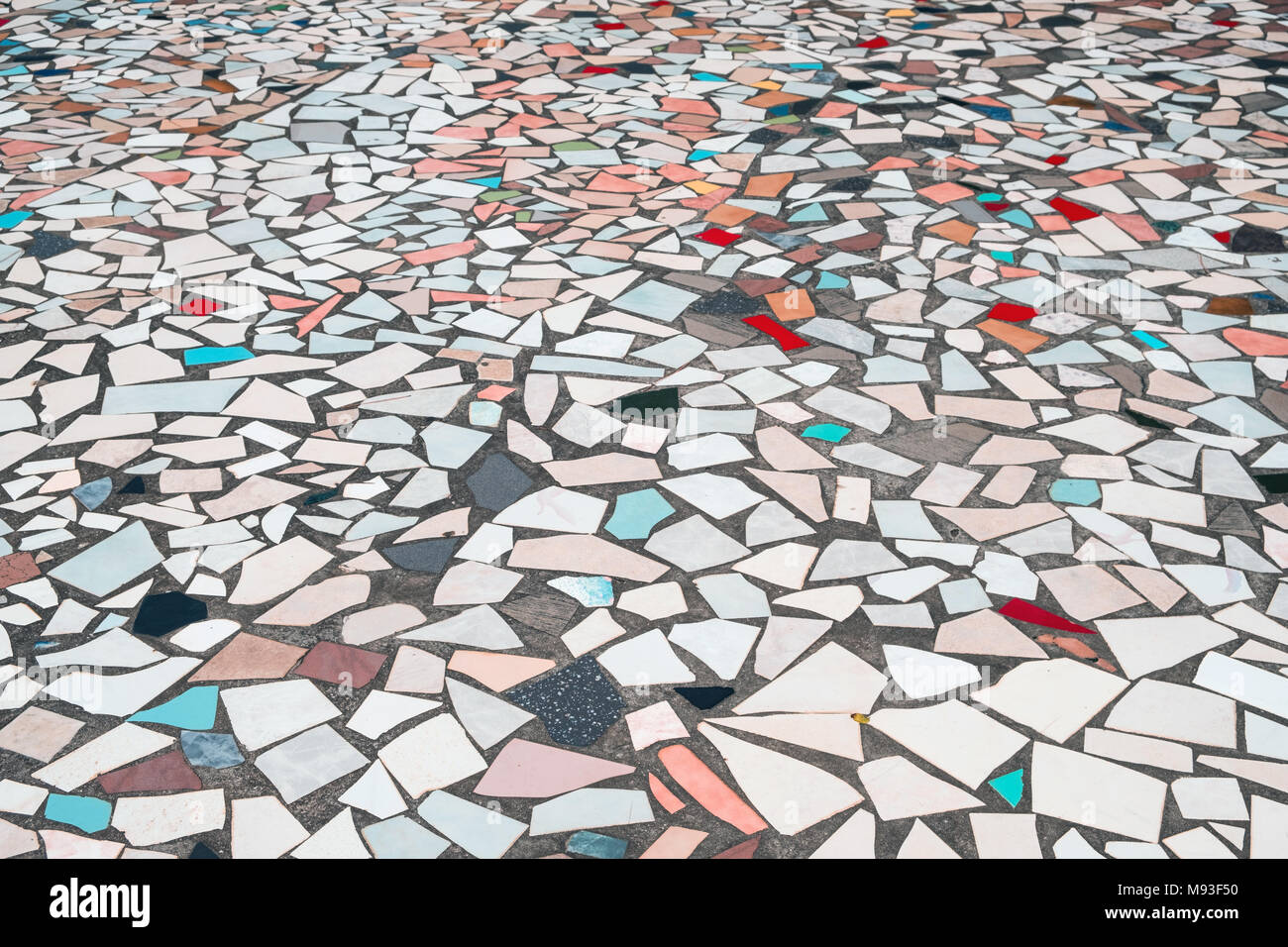 multi colored tile pattern abstract colorful tiled floor - Multi Colored Tile Floor