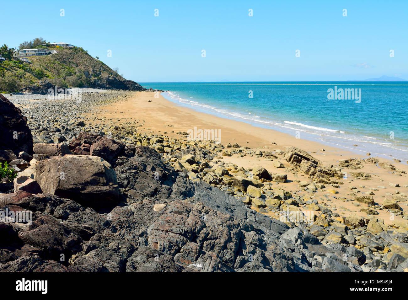Black beach mackay queensland