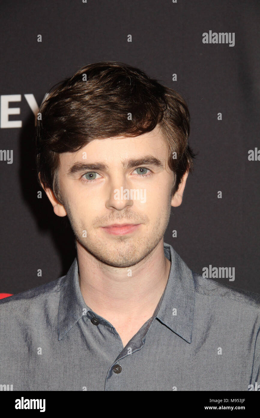 Freddy Highmore