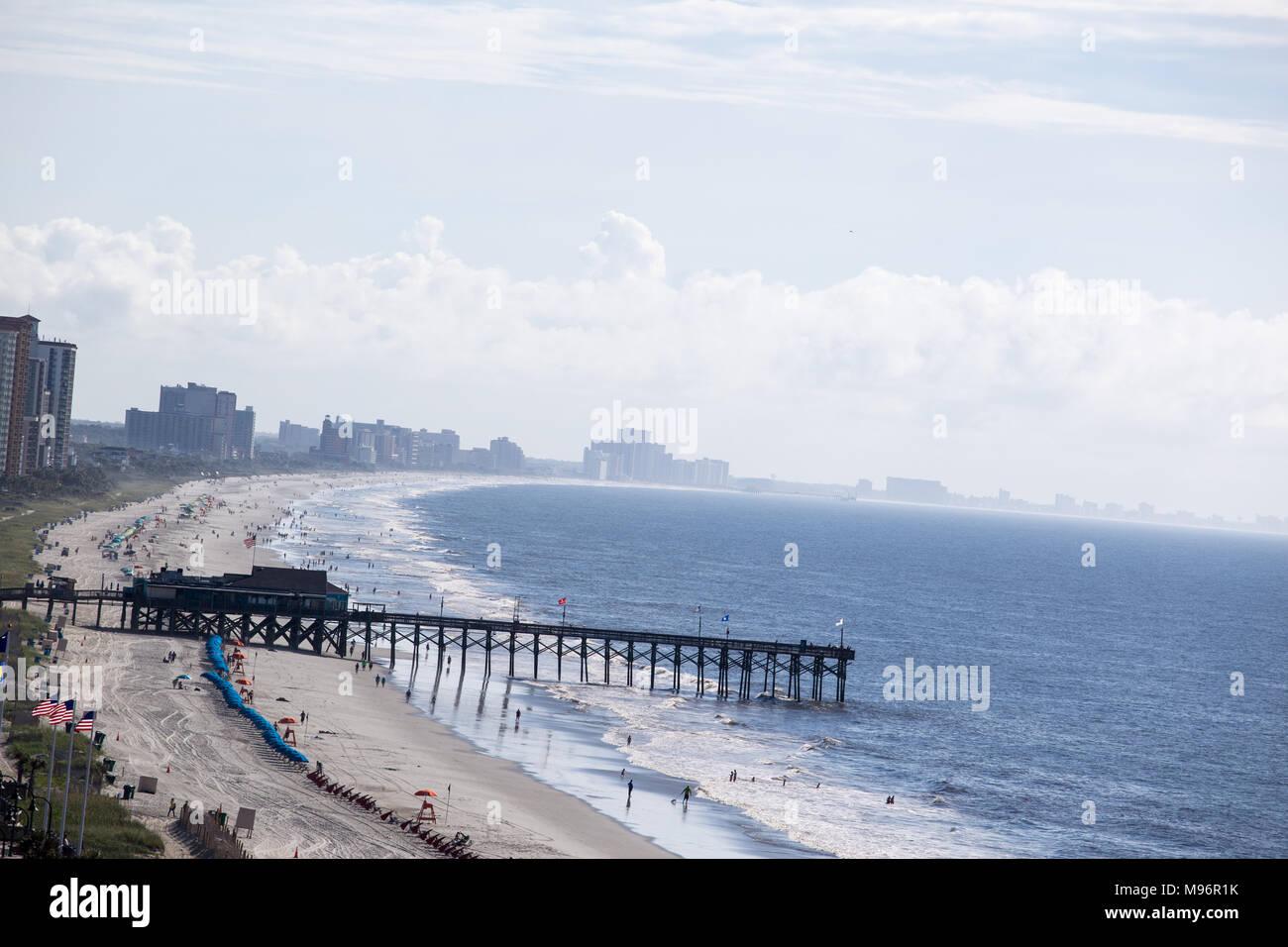 Distance Myrtle Beach To Sea Island