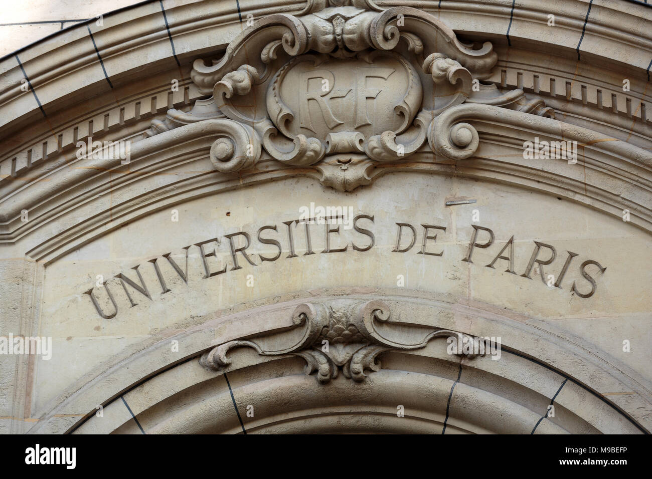 Name is derived from College de Sorbonne, founded in 1257 by Robert de  Sorbon as one of the first colleges of medieval U