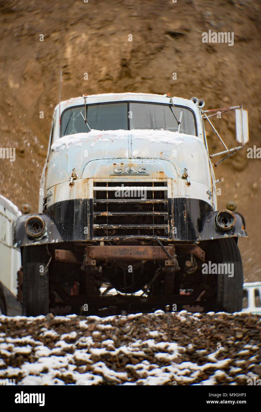 Paso Robles Gmc >> Vintage Gmc Truck Stock Photos & Vintage Gmc Truck Stock ...