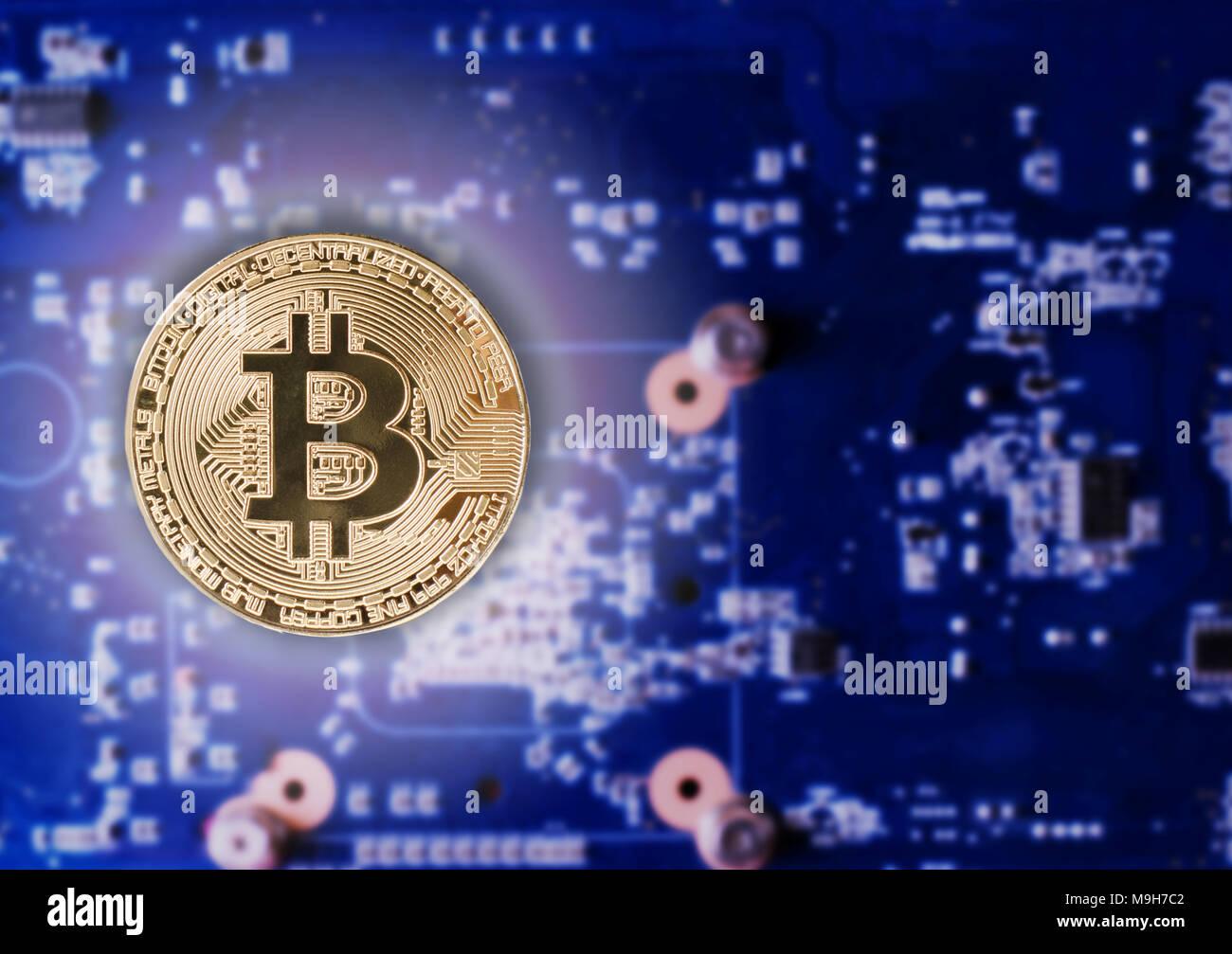 Computer Graphics Card Stock Photo Image Of Block Macro Auto Printed Circuit Board Images 7251734 Chain Photos U0026
