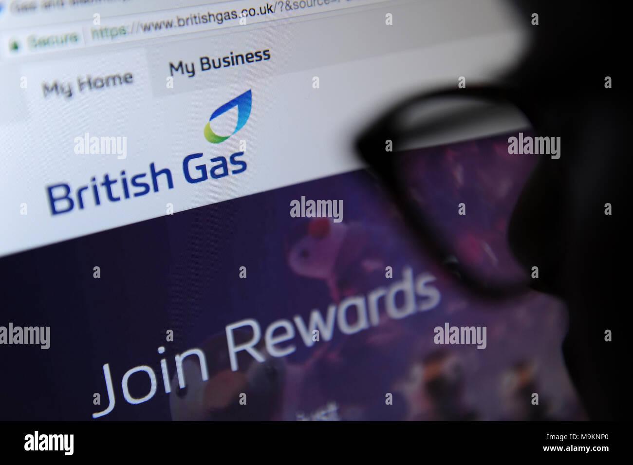 british gas rewards