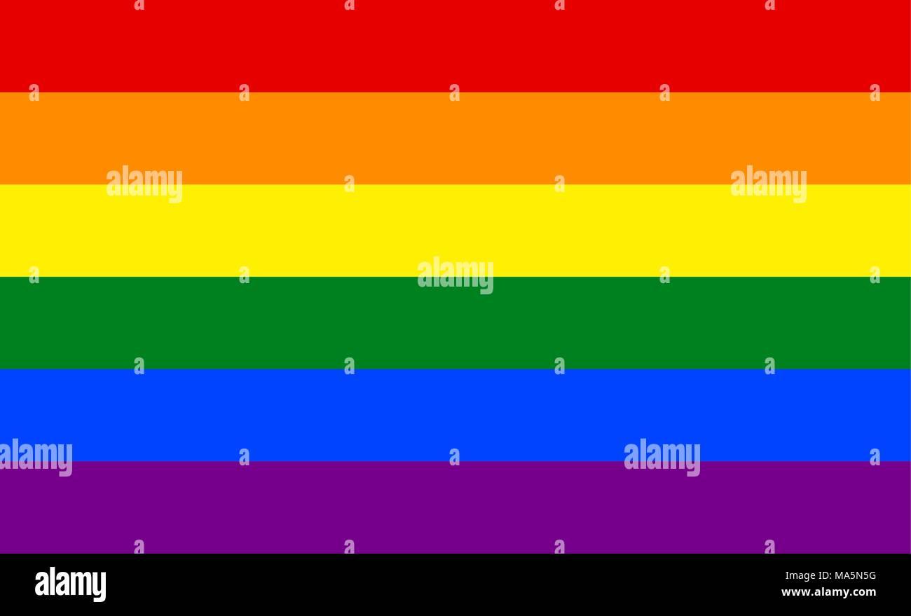 lgbt pride colorful flag background banner vector stock vector art