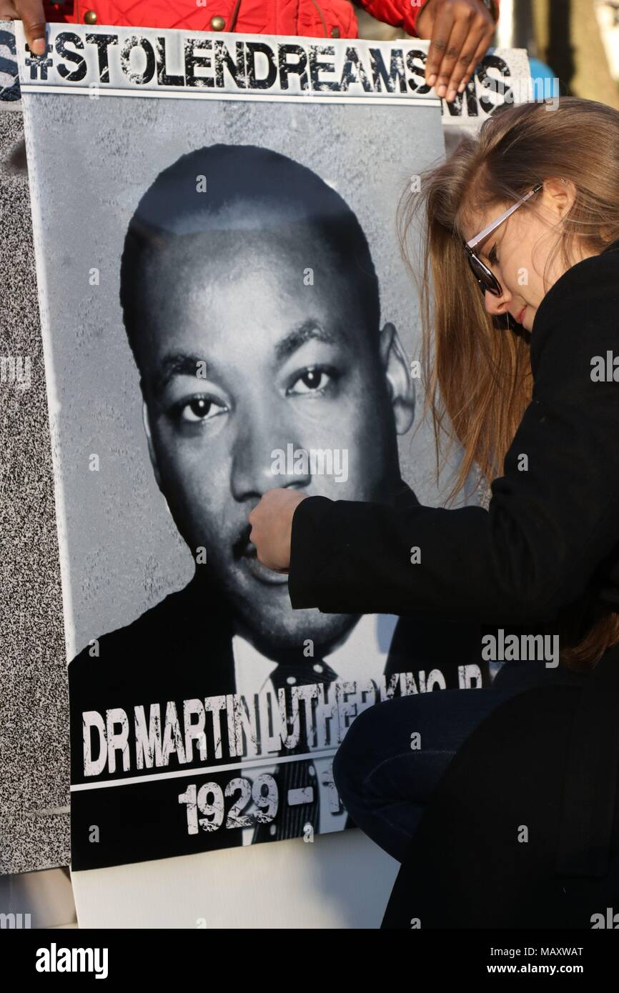 Stolendreams Vigil On The Fiftieth Anniversary Of Dr Martin Luther