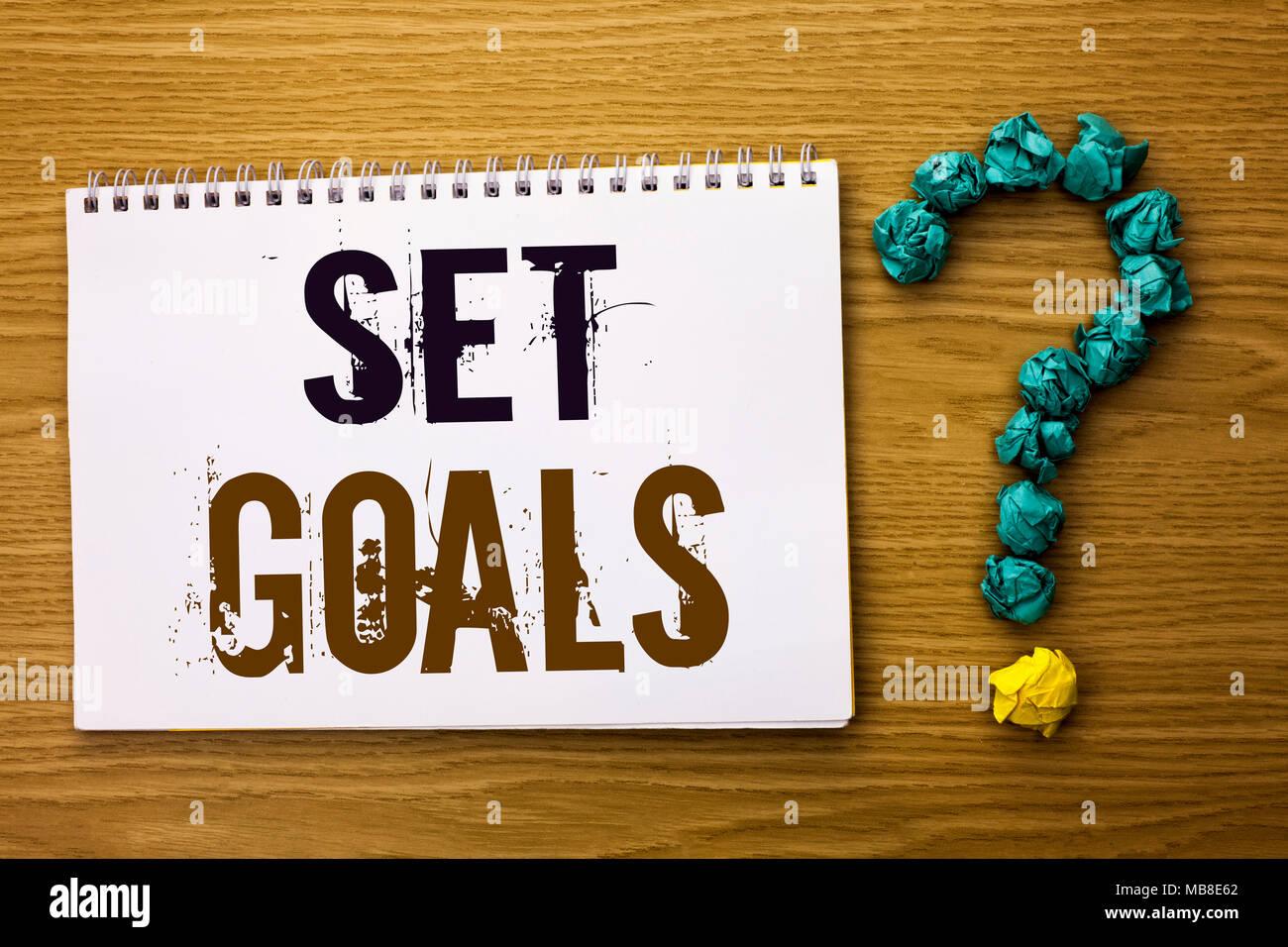 Calendar Planner Target : Text sign showing set goals. conceptual photo target planning vision