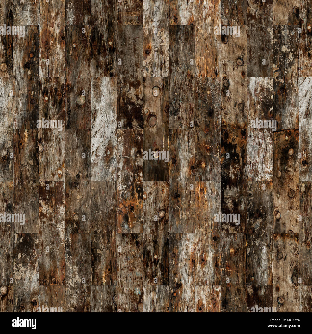 Background Of Rustic Parquet Wood Grain Texture With Knots Which Can