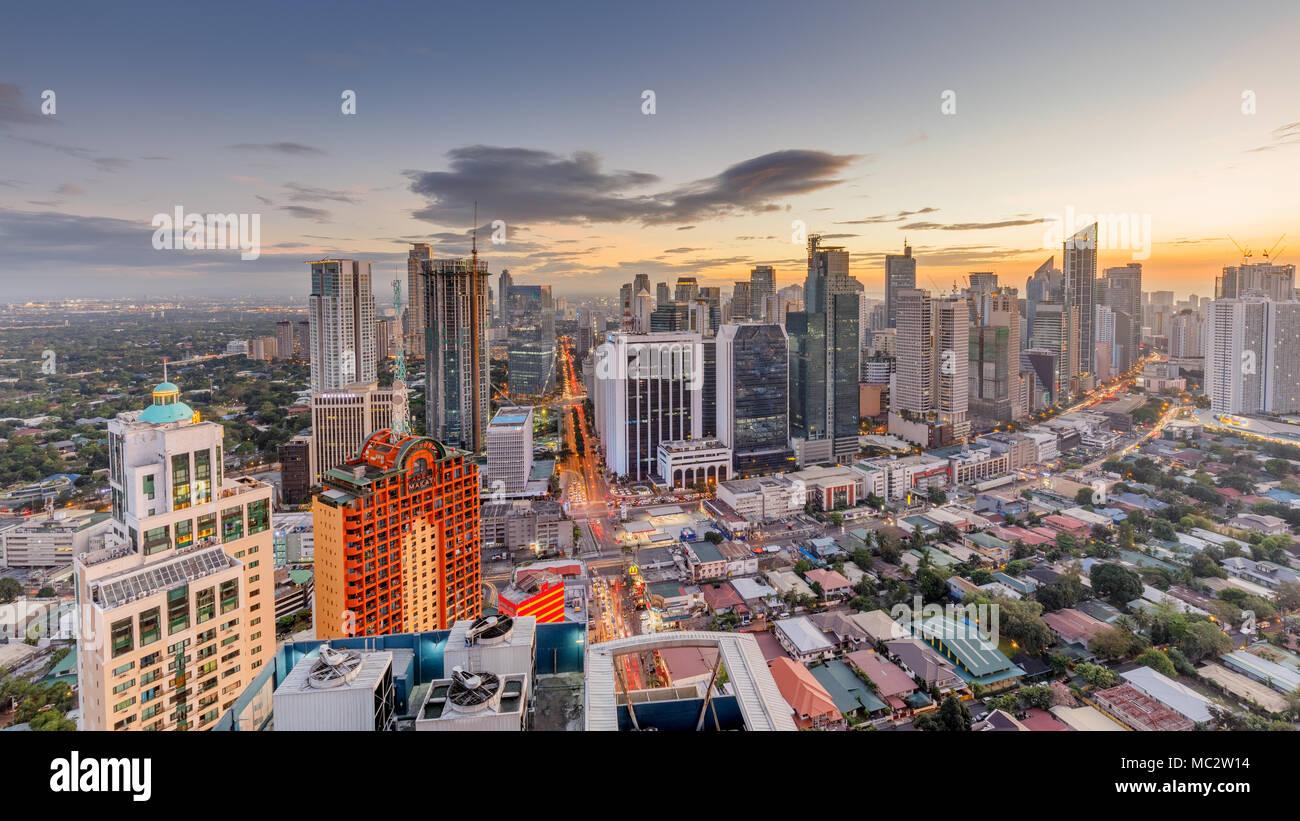 Manila, Philippines - Feb 24, 2018 : Manila Skyline. Night view of on metro berlin, makati city, metro louisville, caloocan city, metro valencia, metro buenos aires, metro san antonio, metro vienna, metro milwaukee, metro turf, metro singapore, metro paris, metro ontario, taguig city, metro dubai, metro mashhad, mandaluyong city, davao city, cagayan valley, ilocos region, metro boston, metro philippines, cebu city, iloilo city, metro puerto rico, metro island, metro new orleans, metro santiago, pasig city, bicol region, quezon city, metro barcelona,