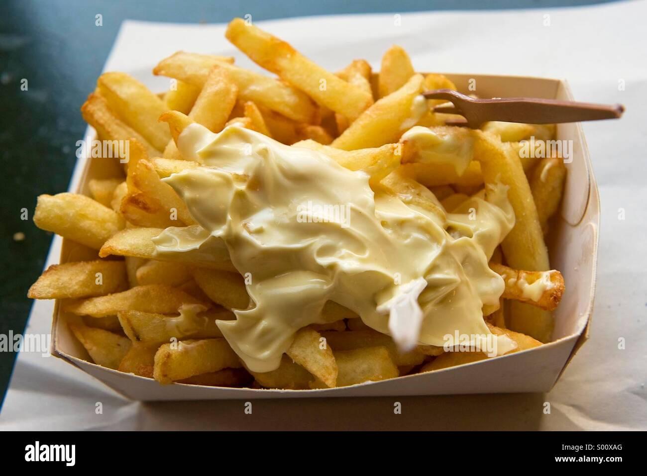 Bruges Food Market