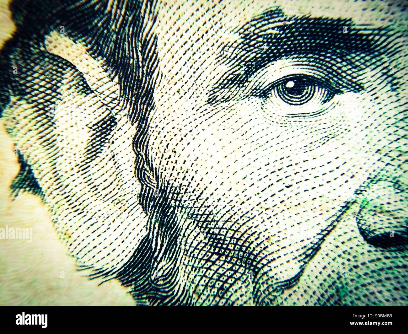 macro-view-of-president-abraham-lincoln-