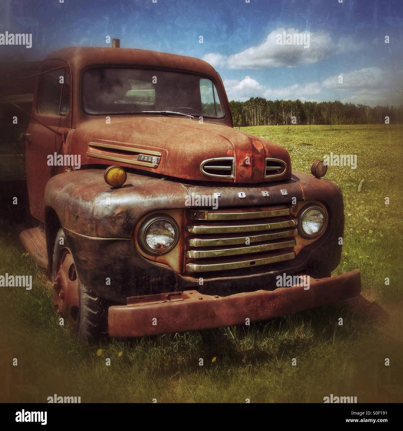 Ford Trucks Stock Photos & Ford Trucks Stock Images - Alamy
