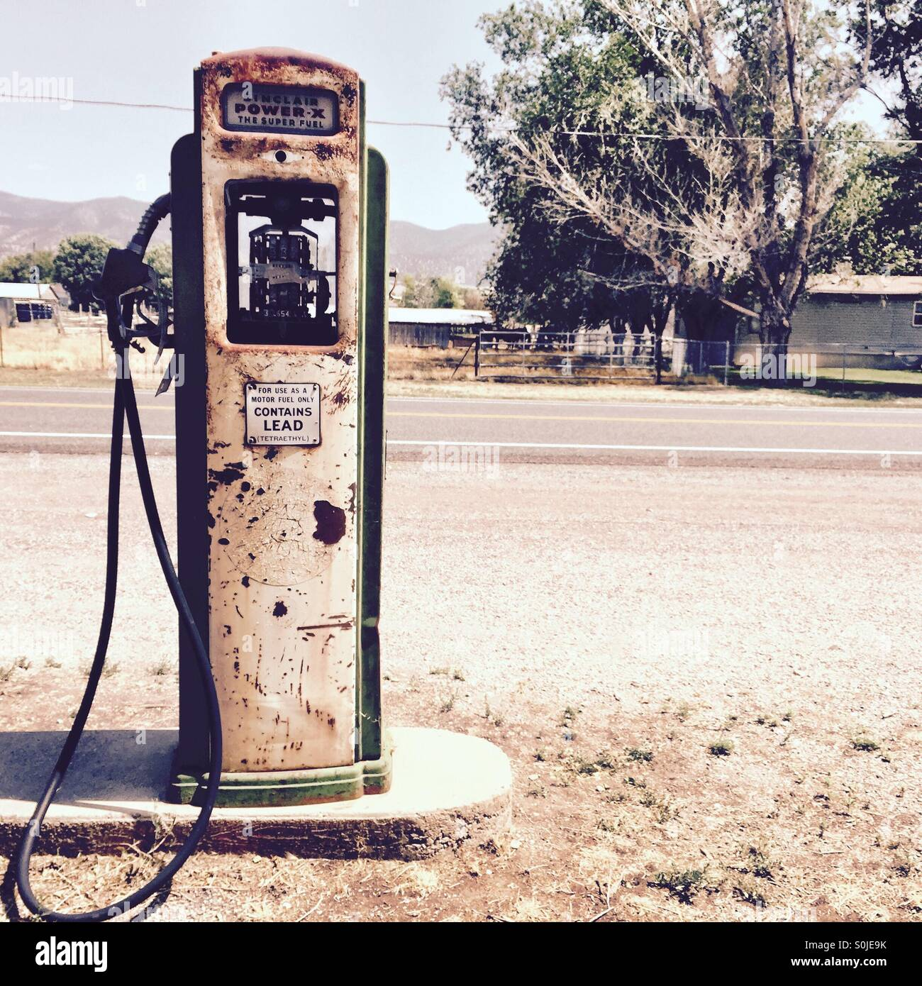 Vintage Gas Station Pumps 10
