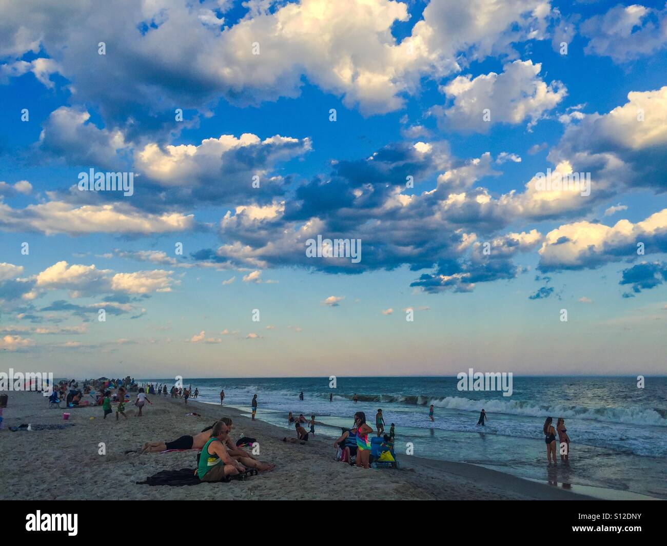Sunset At Robert Moses Beach In Long Islandfield 5