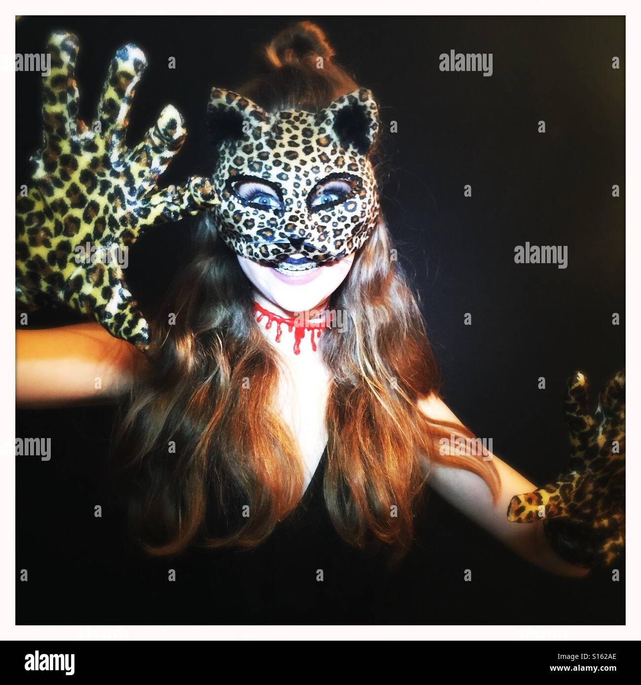 Cat Mask Stock Photos & Cat Mask Stock Images - Alamy