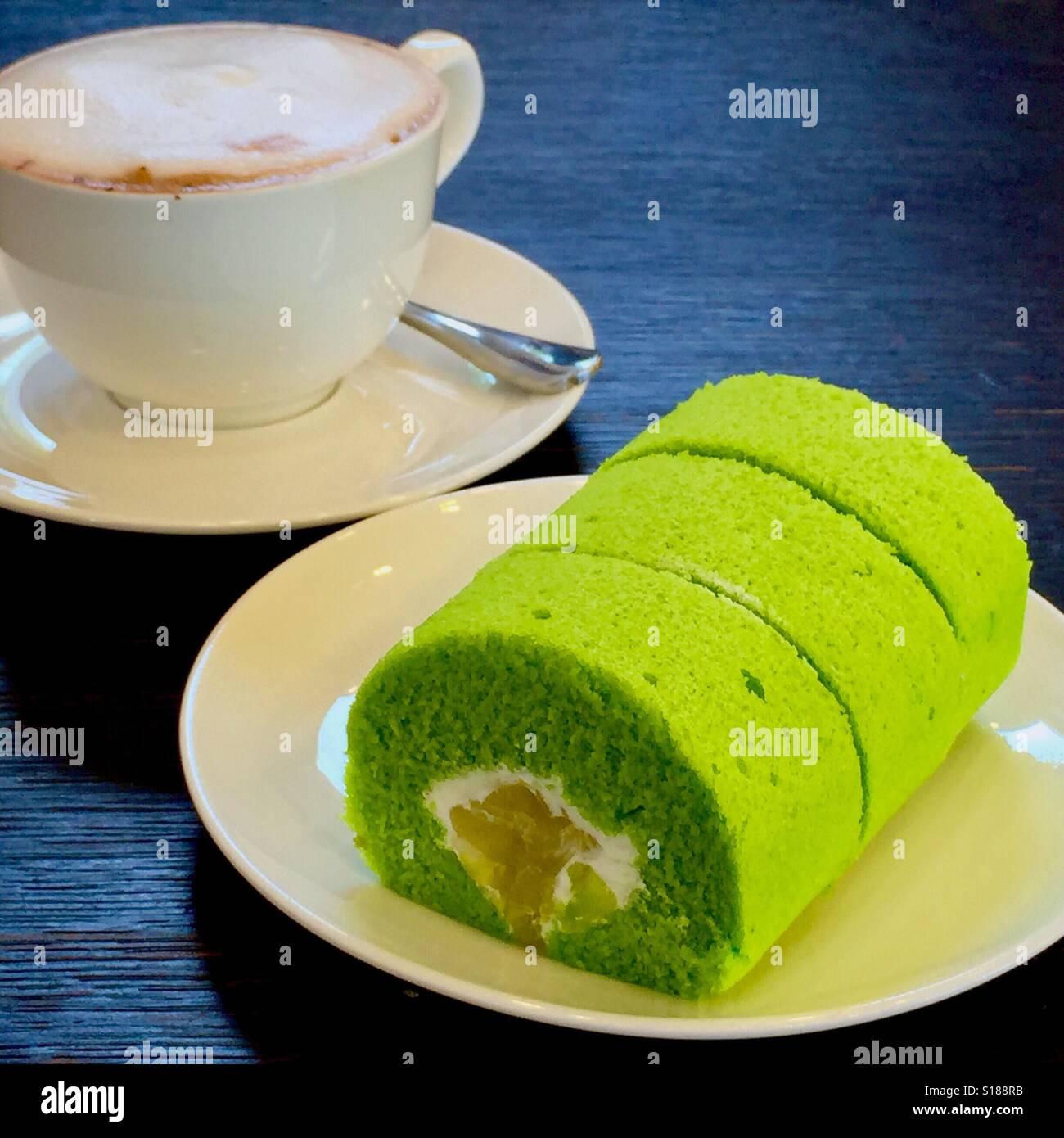 Thai Coconut Cake