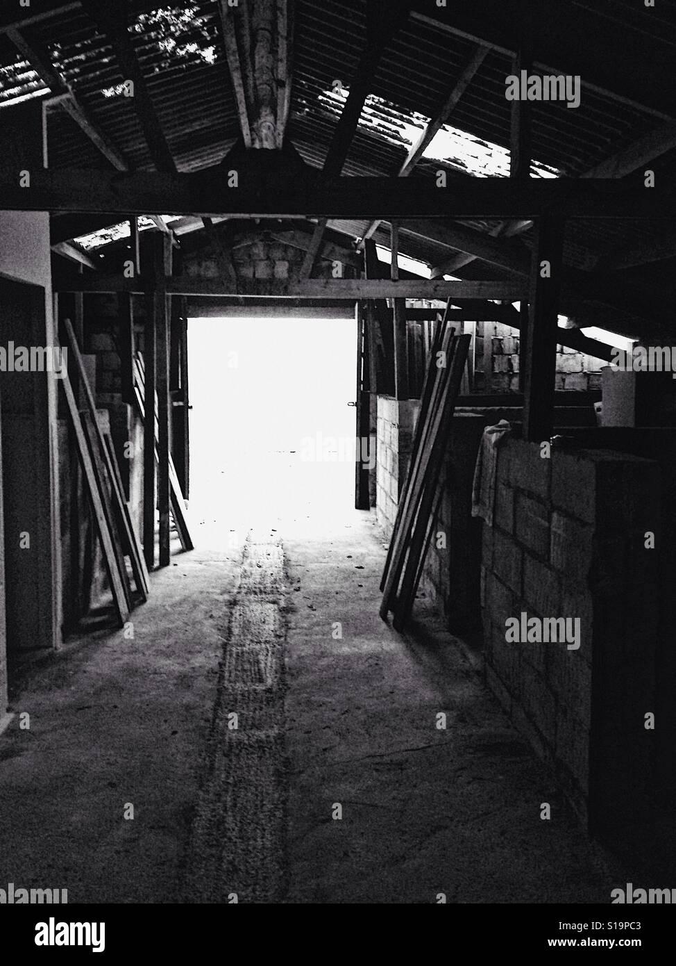 Open Barn Door barn doors door open stock photos & barn doors door open stock