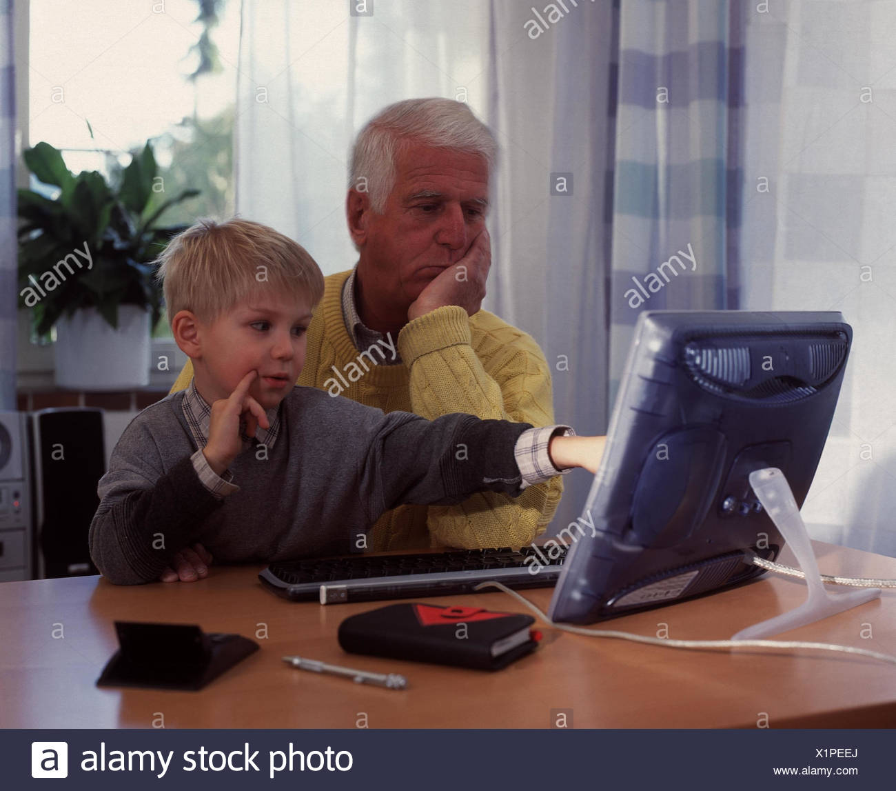 grandfather computer