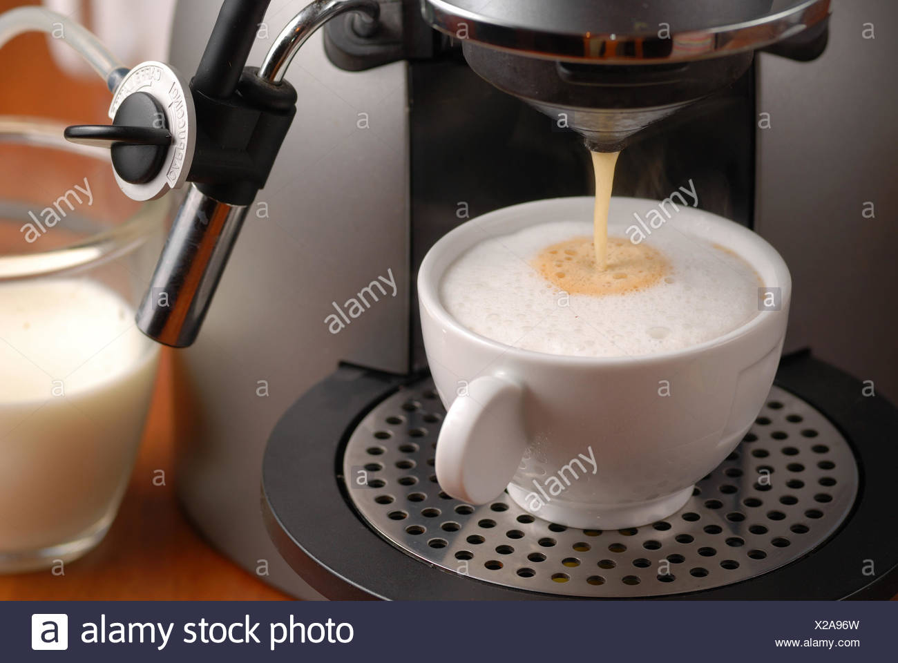 Image result for cappuccino making