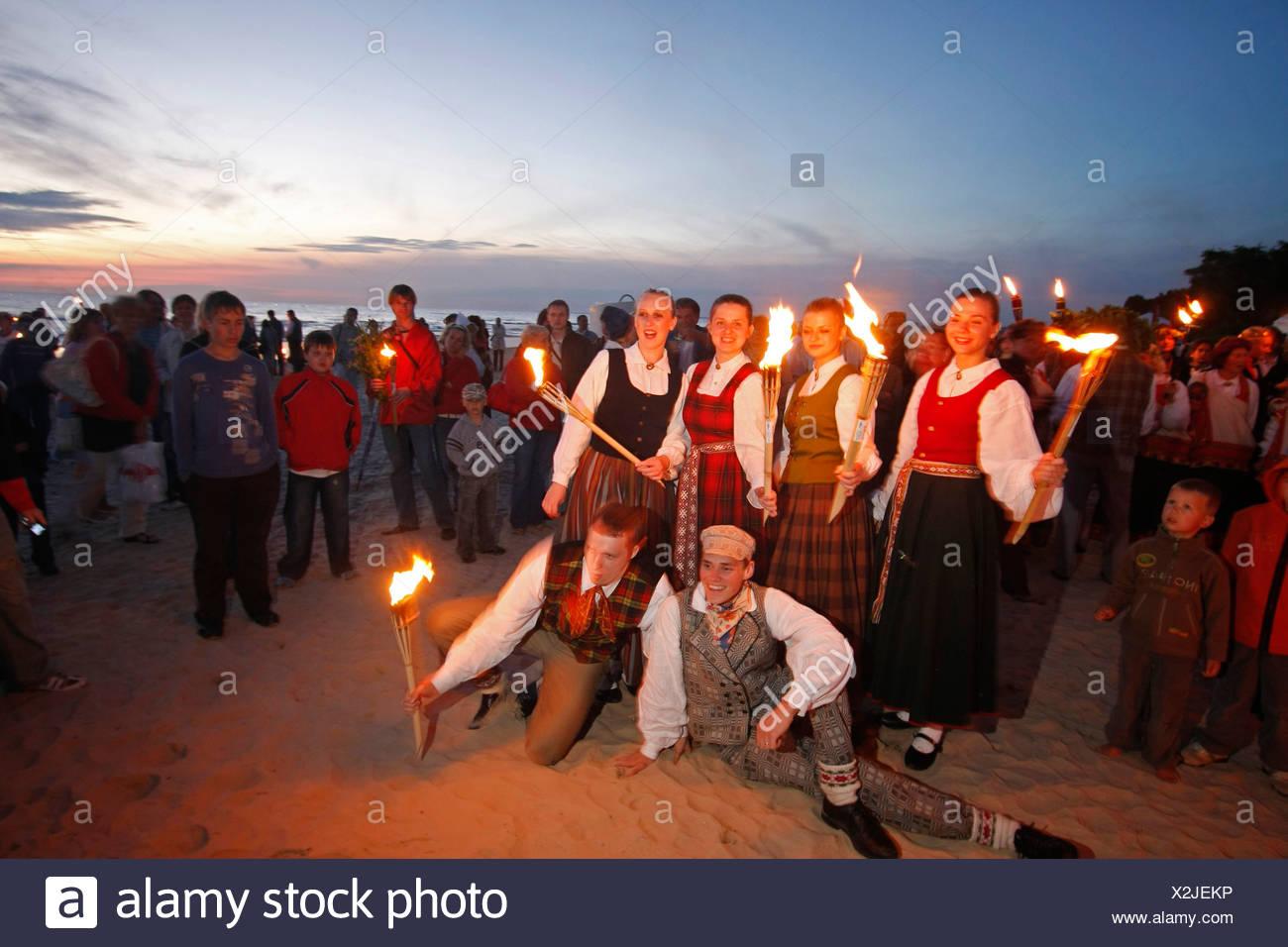The festival in Jurmala is in full swing 29.07.2009 15