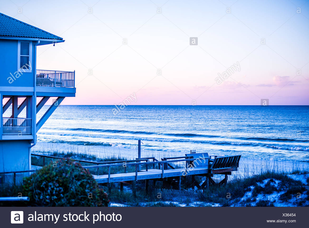destin florida beach scenes stock photo: 277344848 - alamy