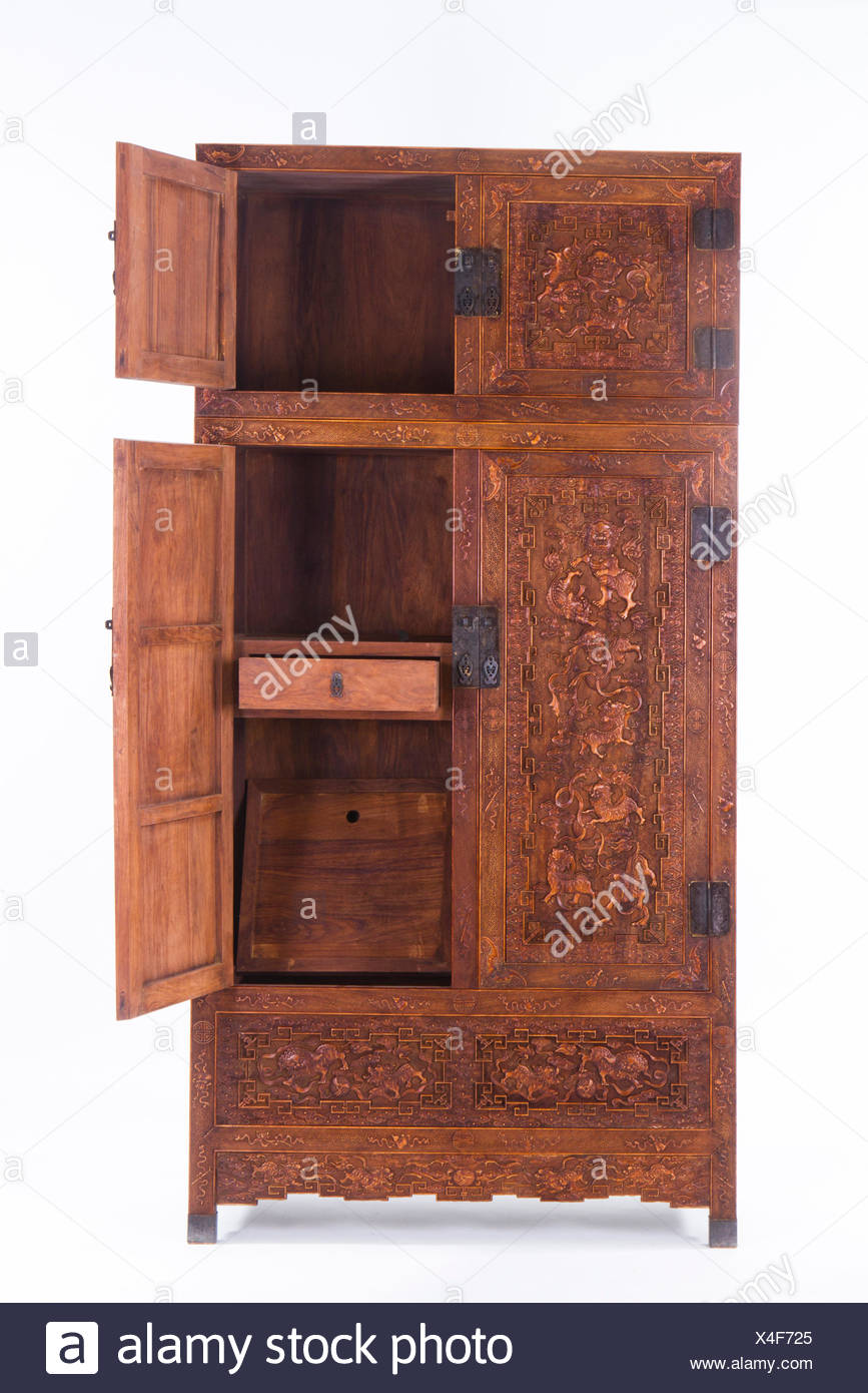 Ordinaire Antique Chinese Cabinets