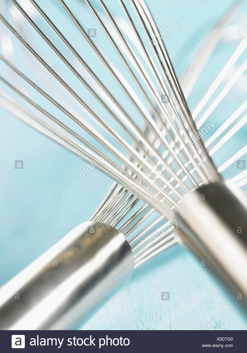 Two whisks (close-up Stock Photo: 278743808 - Alamy