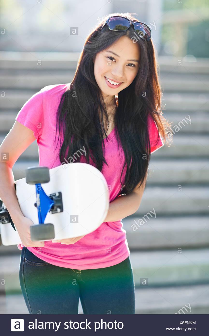 Asian girl seattle
