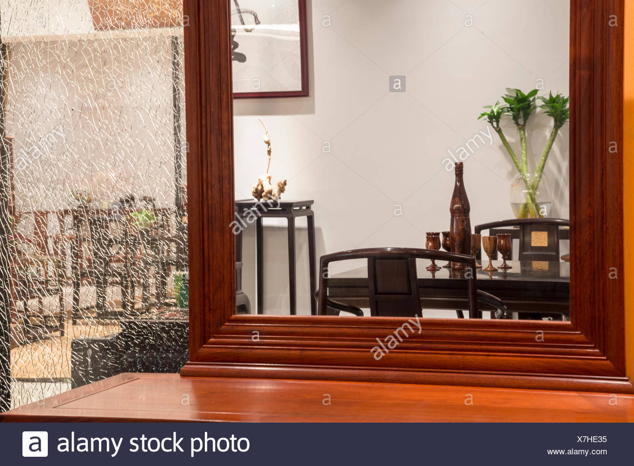 Traditional Chinese Woodcarving Furniture