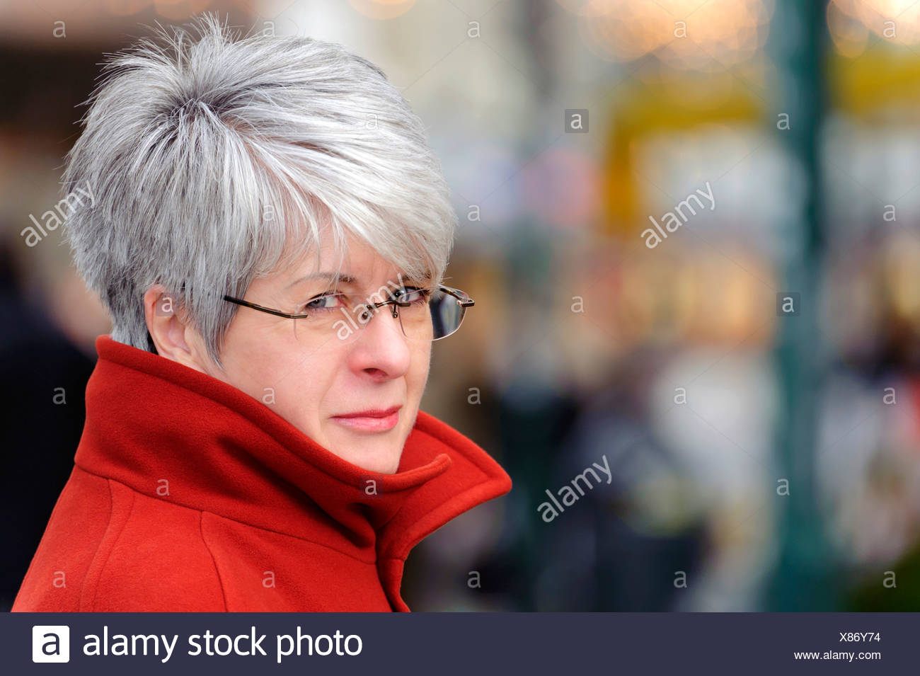 Mature women over 50
