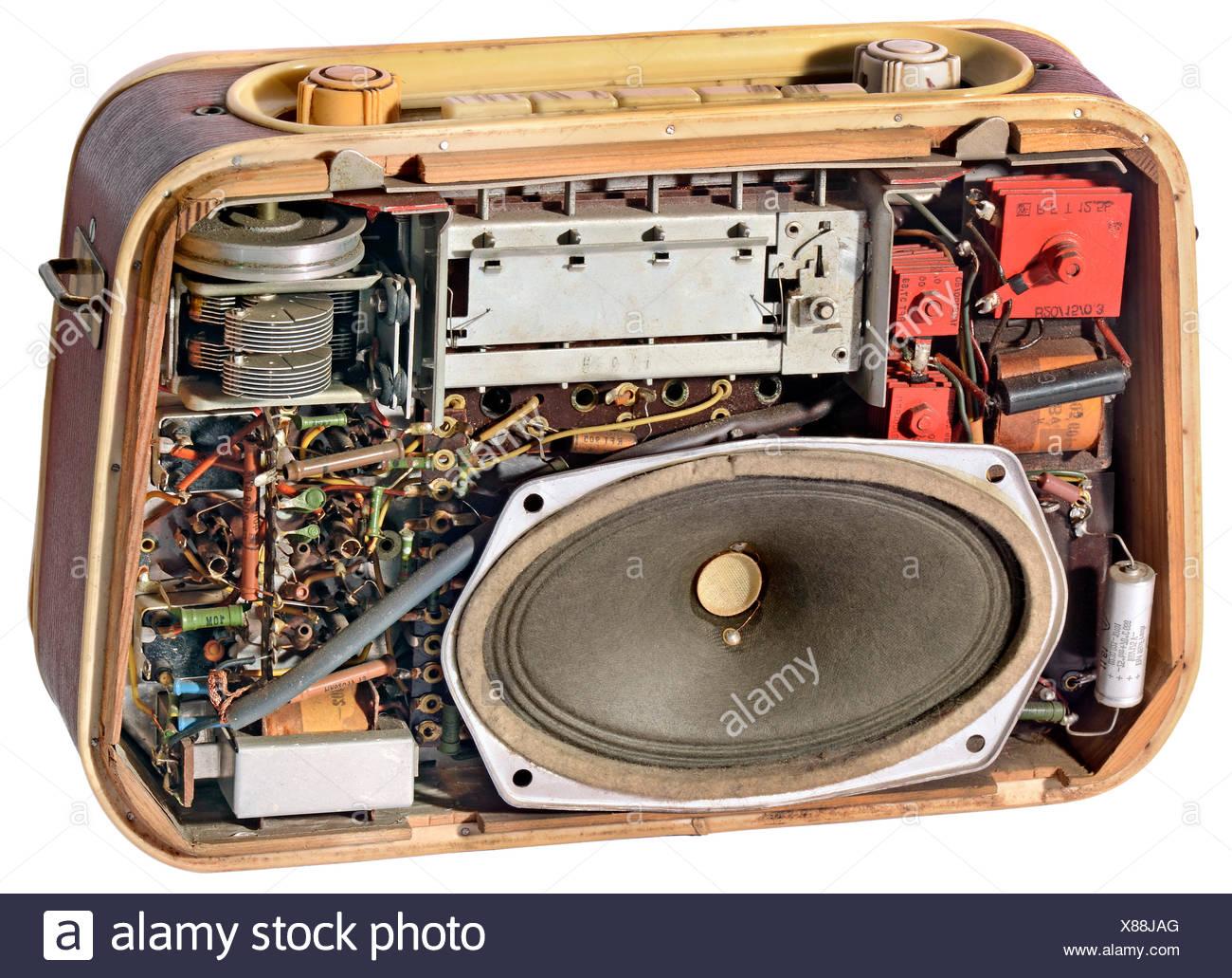 1950s Radio